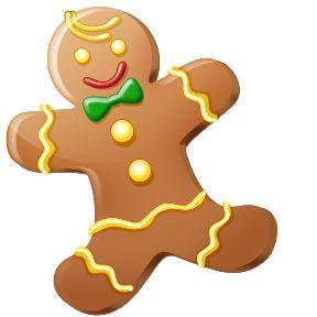 288x288 96 Best Gingerbread Man Theme For Preschool And Kindergarten
