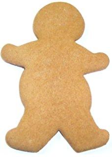 228x320 Pre Baked Gingerbread Men Cookies 3ct.
