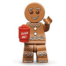 225x225 Gingerbread Man Lego Minifigures Ebay