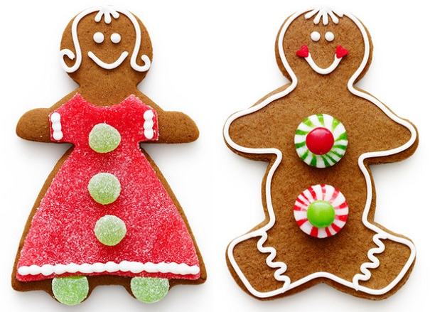 605x439 Personality Quiz What Part Of A Gingerbread Man Do You Eat First