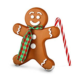300x300 Bright Air Holiday Gingerbread Man Air Freshener