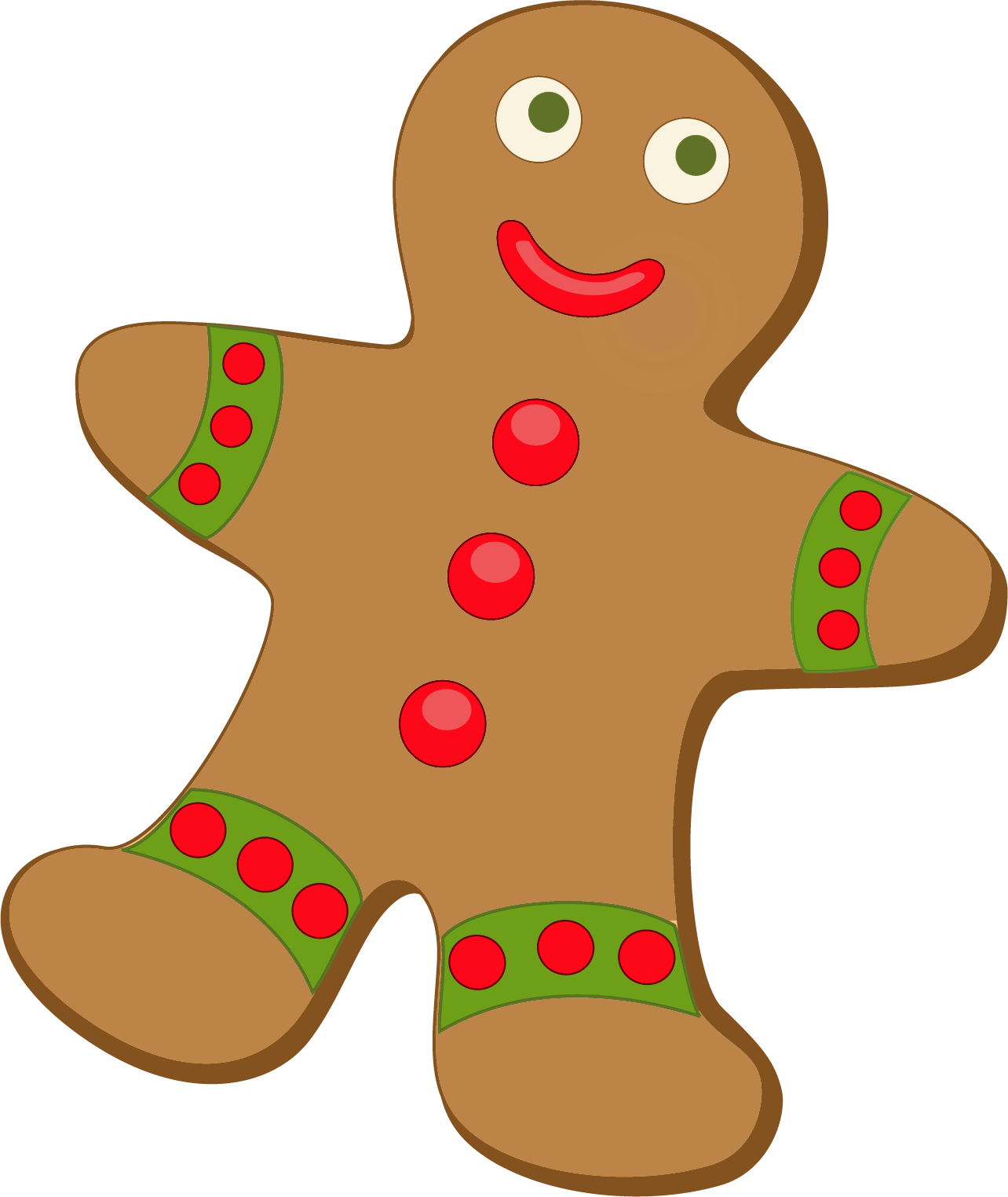 1284x1524 Christmas Gingerbread Png Clipartu200b Gallery Yopriceville