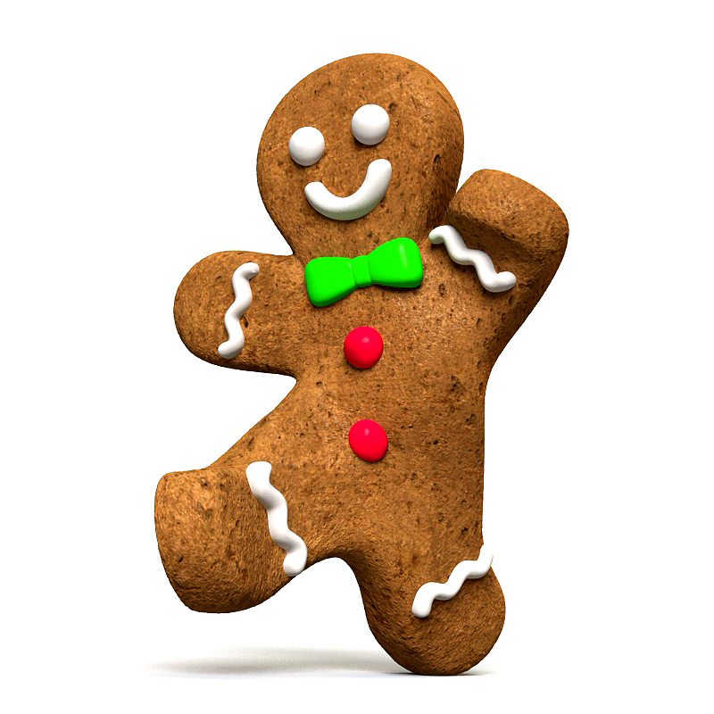 800x800 Gingerbread Man Gingerbread Men Images Clipart Bexhill Academy