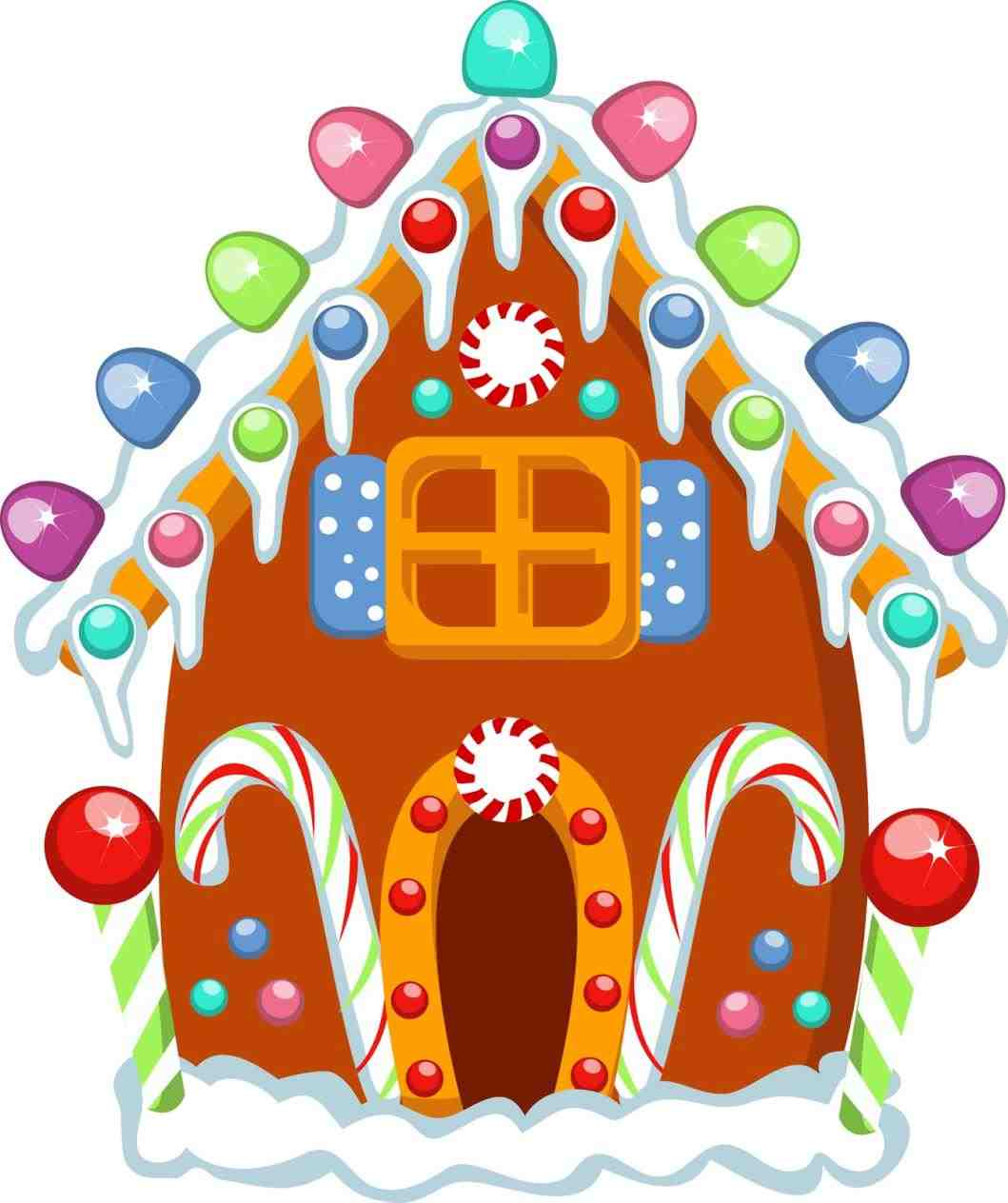 1059x1264 Christmas Gingerbread House Clip Art Cheminee.website