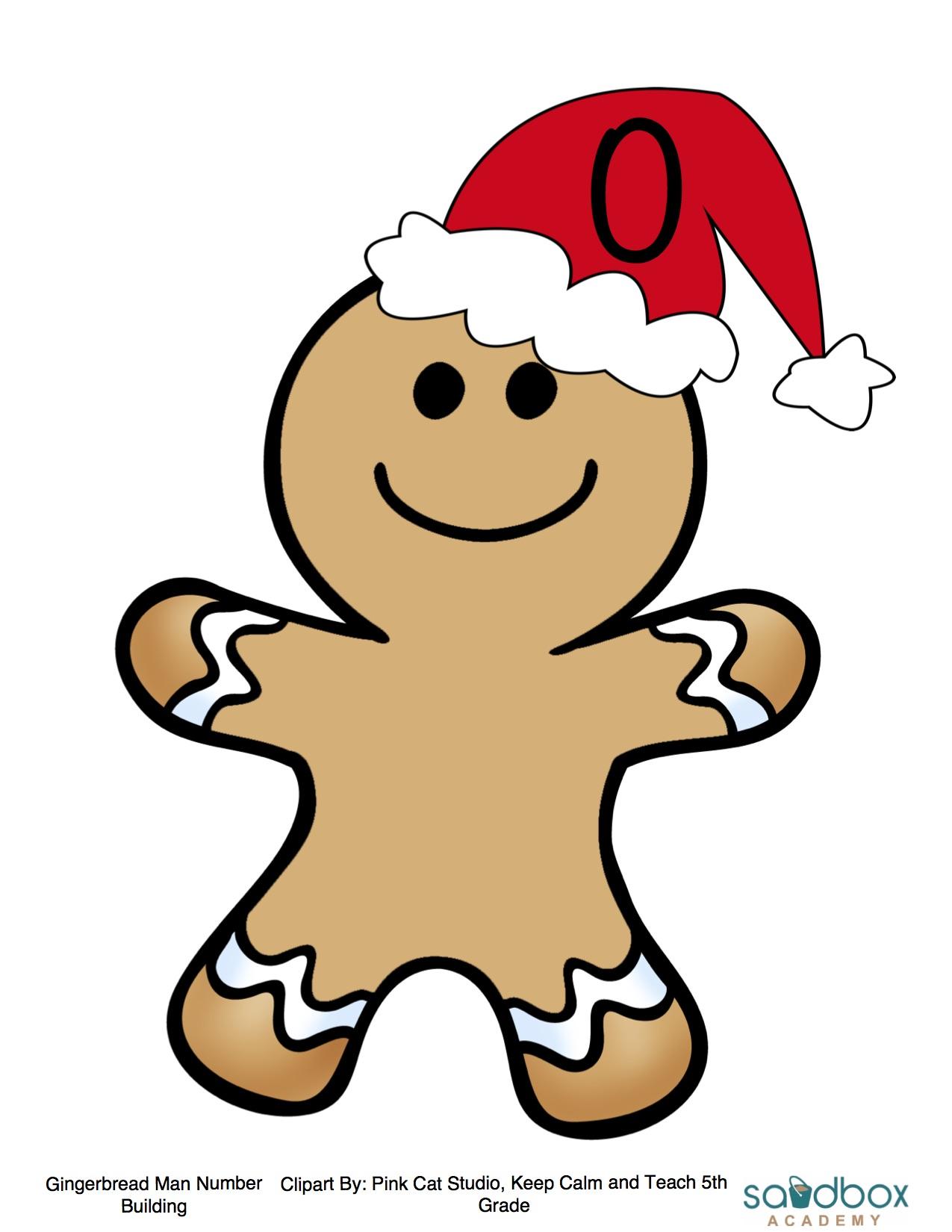 1275x1650 Gingerbread Man Number Building Sandbox Academy