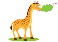 200x146 Free Giraffe Clipart