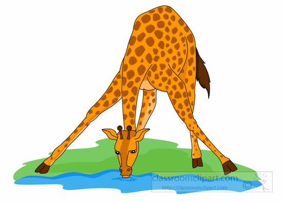 550x394 Top 91 Giraffe Clipart