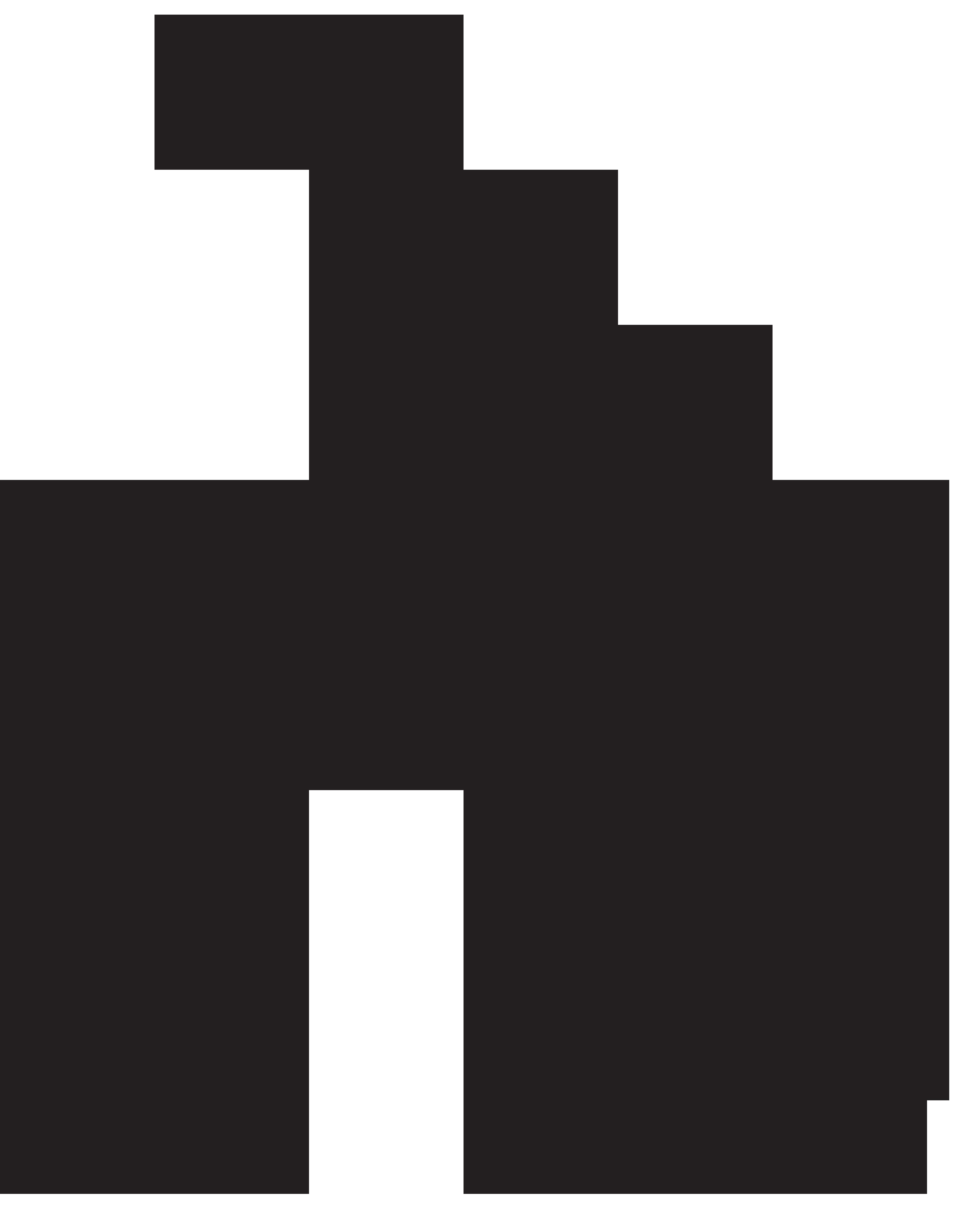 6495x8000 Transparent Giraffe Clipart