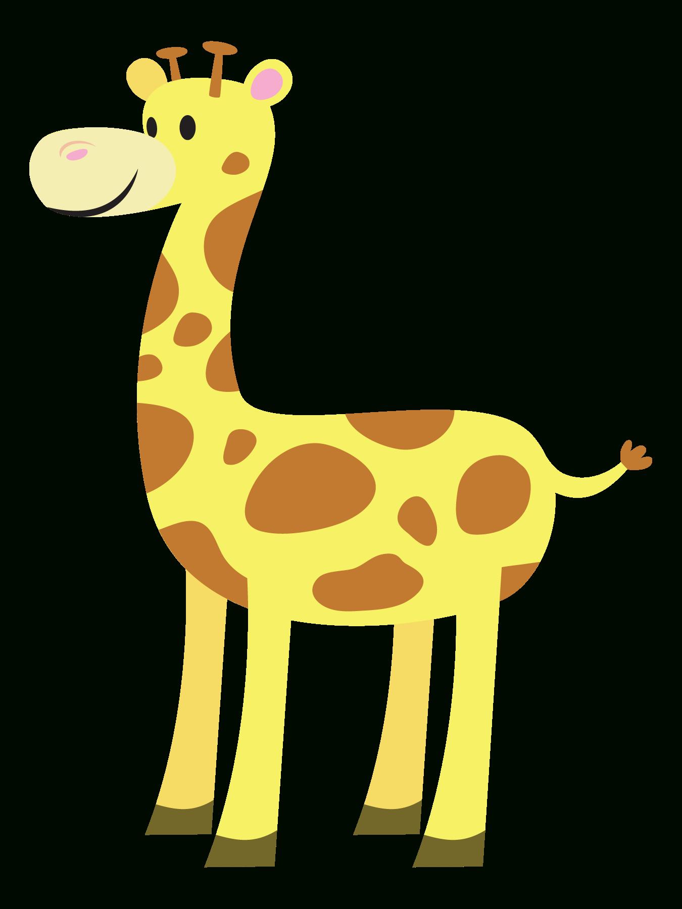1350x1800 Giraffe Clipart Letters