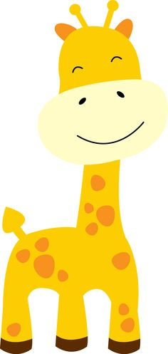 236x497 Baby Shower Giraffe Clip Art