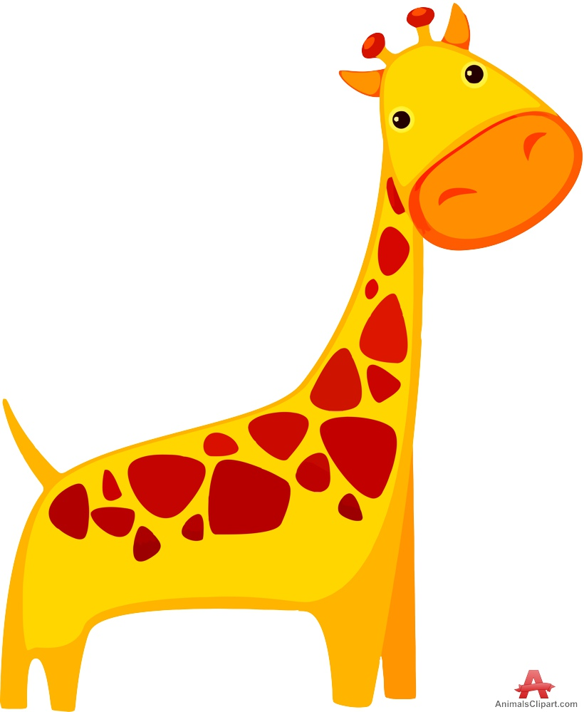 820x999 Smiling Giraffe Cliparts 259552
