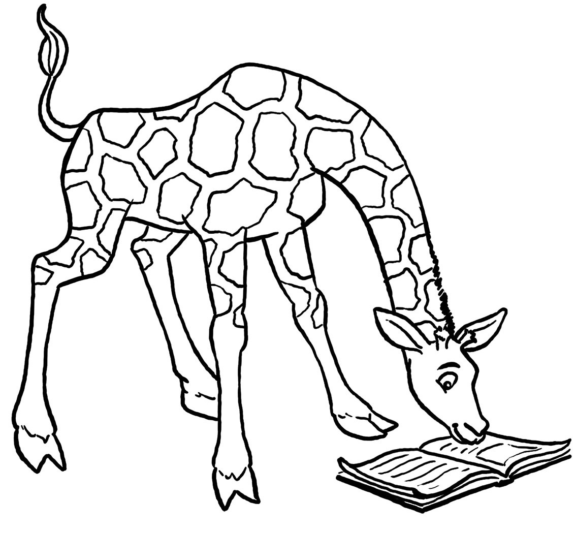 1132x1049 Giraffe Coloring Pages