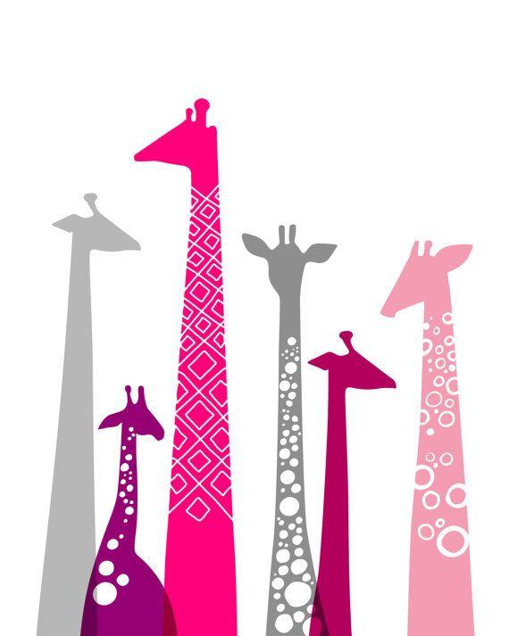 570x713 Best Giraffe Silhouette Ideas Giraffes, Giraffe