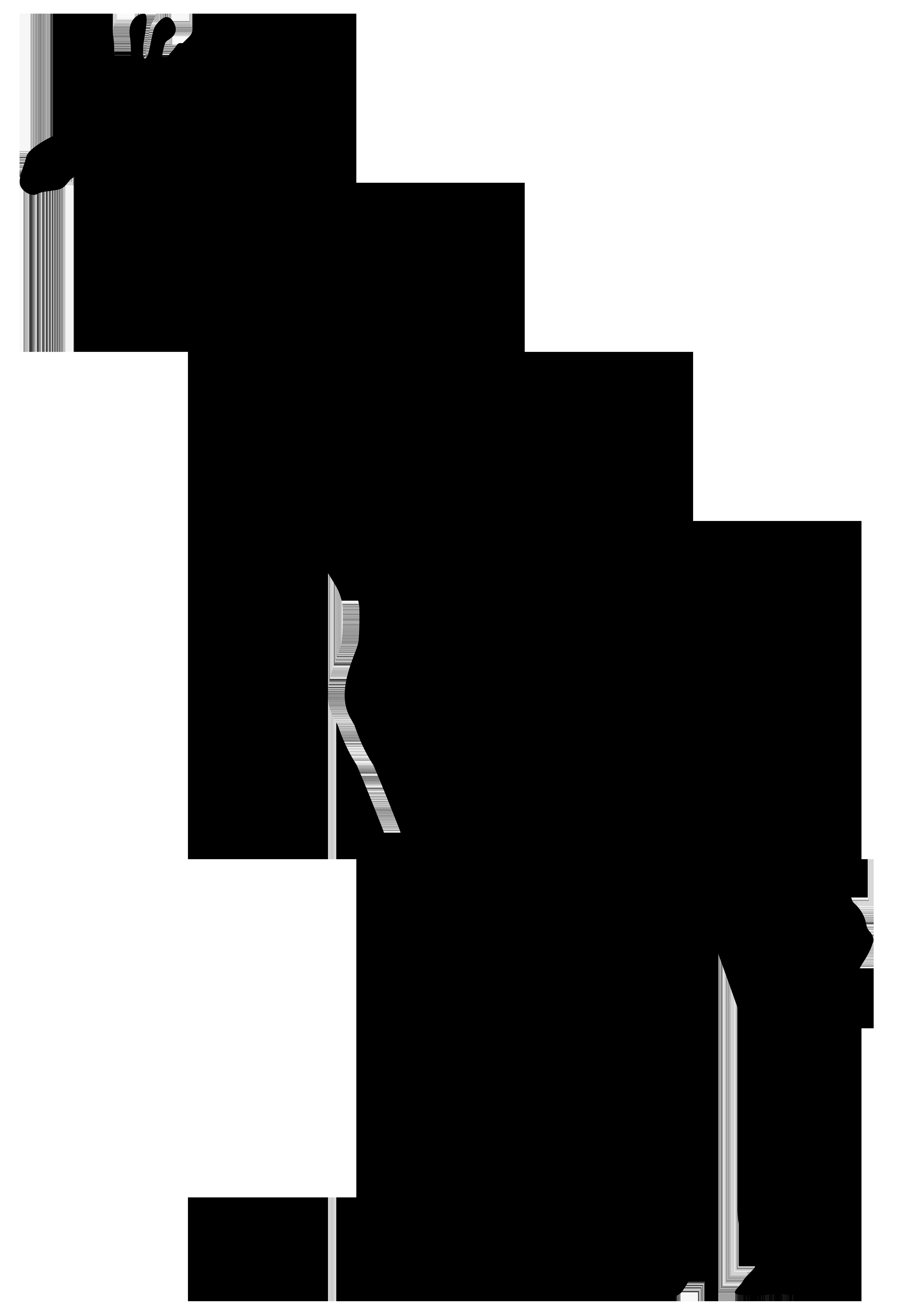 5455x8000 Giraffe Silhouette Png Transparent Clip Art Imageu200b Gallery