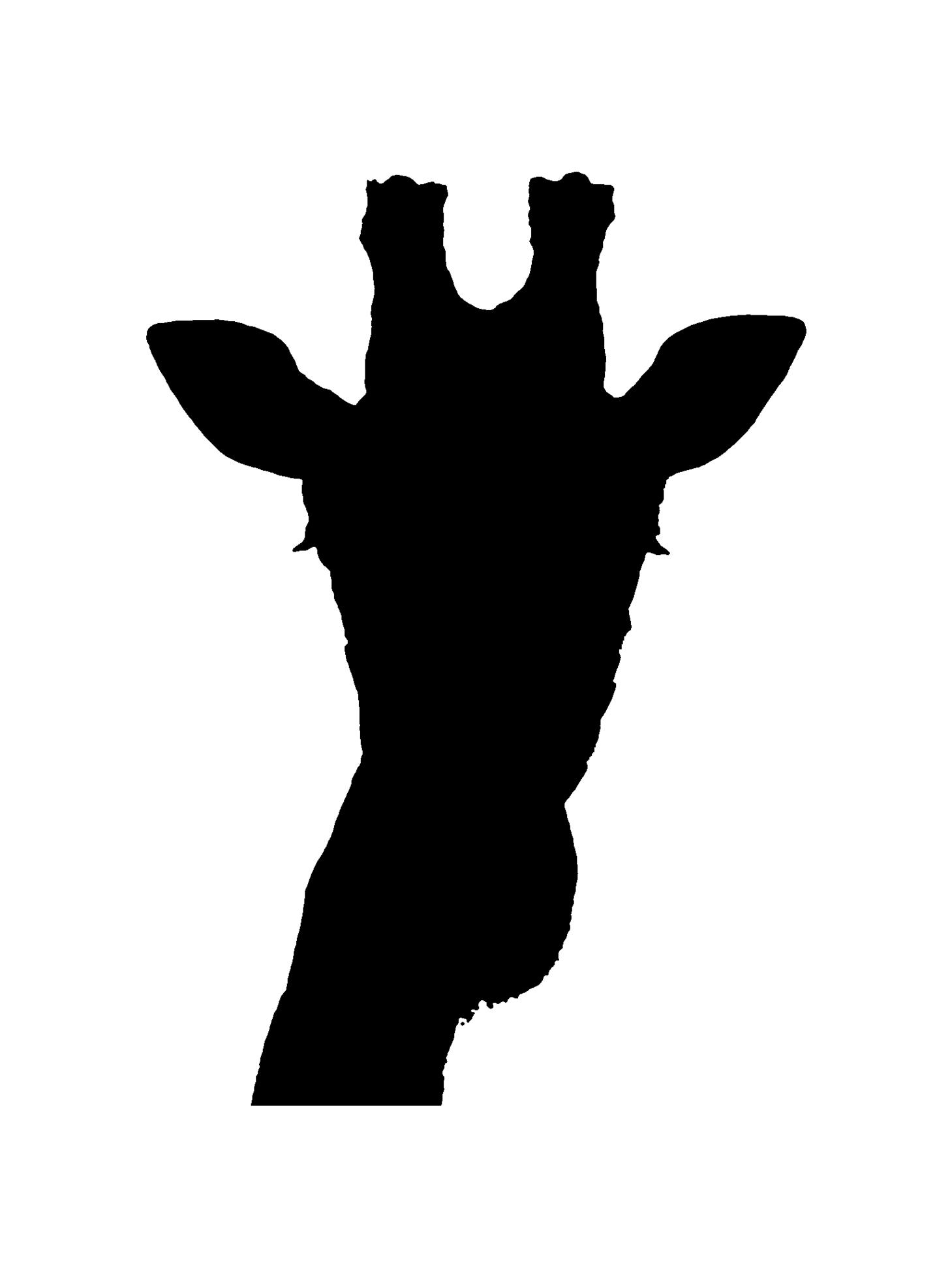 1459x1953 Head Silhouette Clipart