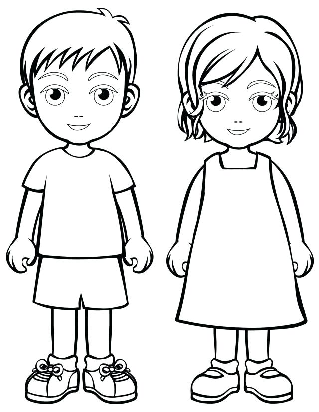 640x828 Little Boy Coloring Pages Thaypiniphone