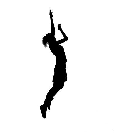 390x470 Top 74 Basketball Player Clip Art