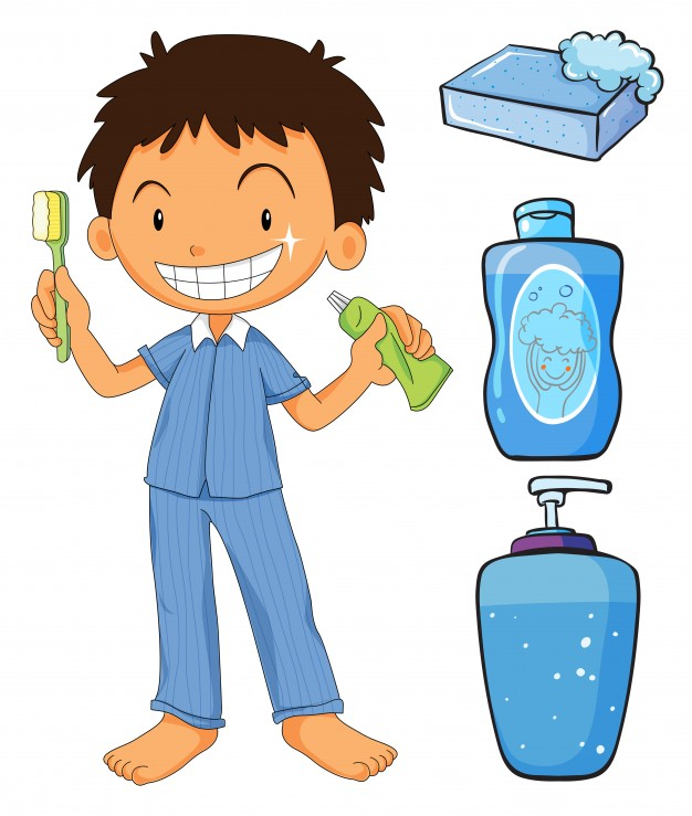 626x739 Brush Teeth Clipart African Kid Brushing Teeth