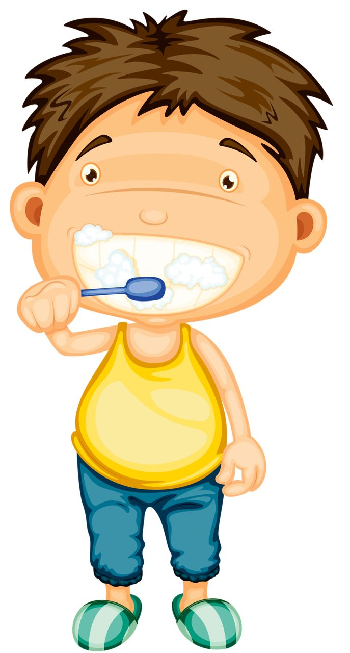 687x1280 Brush Teeth Cute Japanese Song Brushing Teeth Learn Clip Art