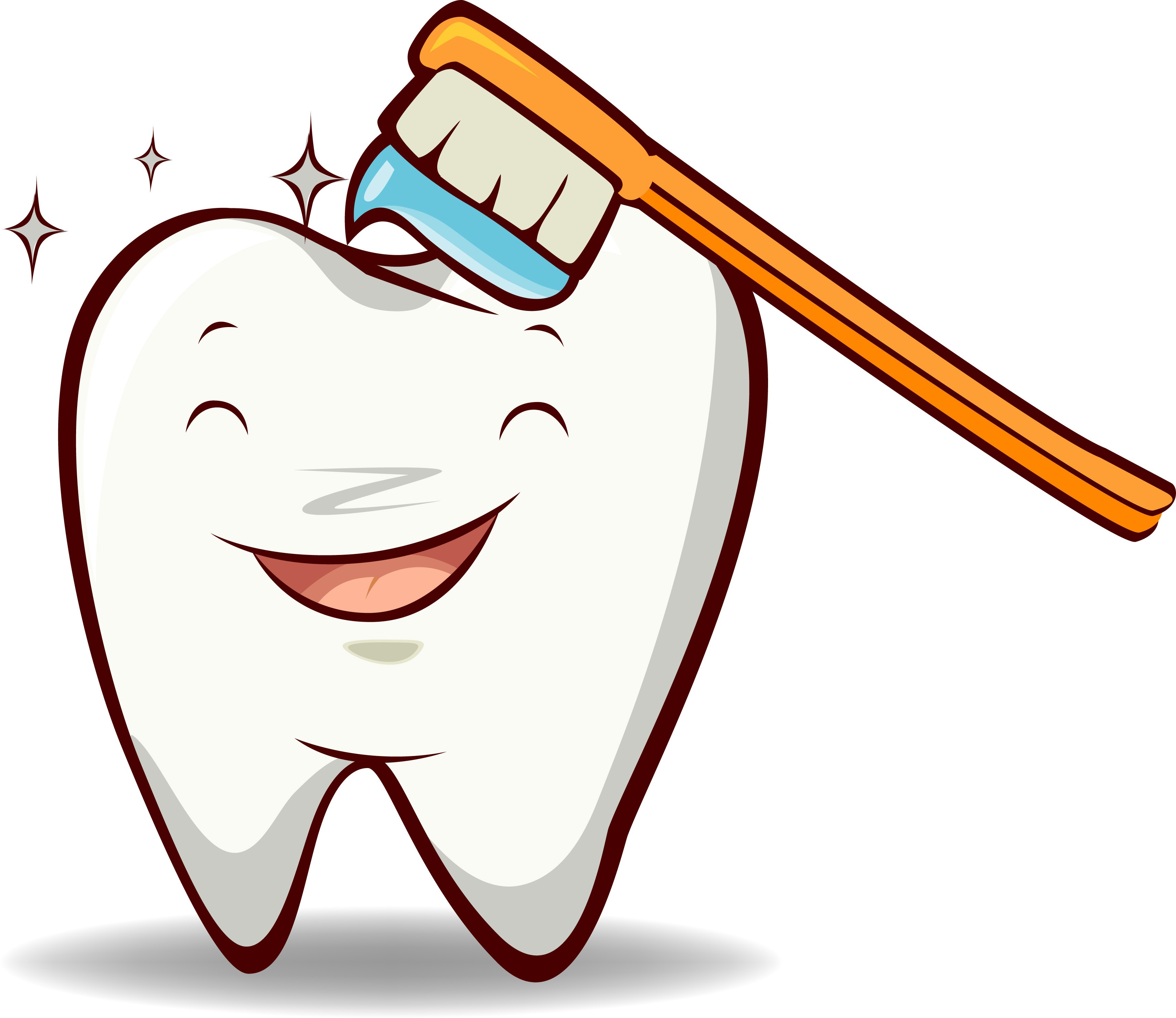 3416x2957 Tooth Clip Art Free Free Clipart Images