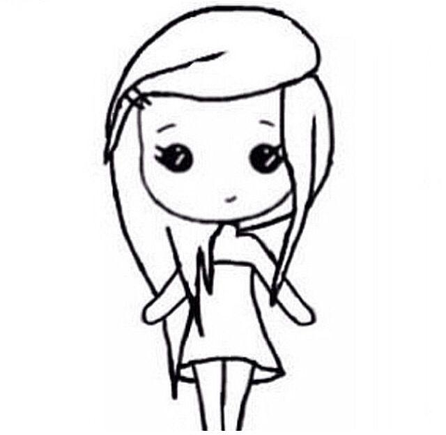 Girl Cartoons To Draw