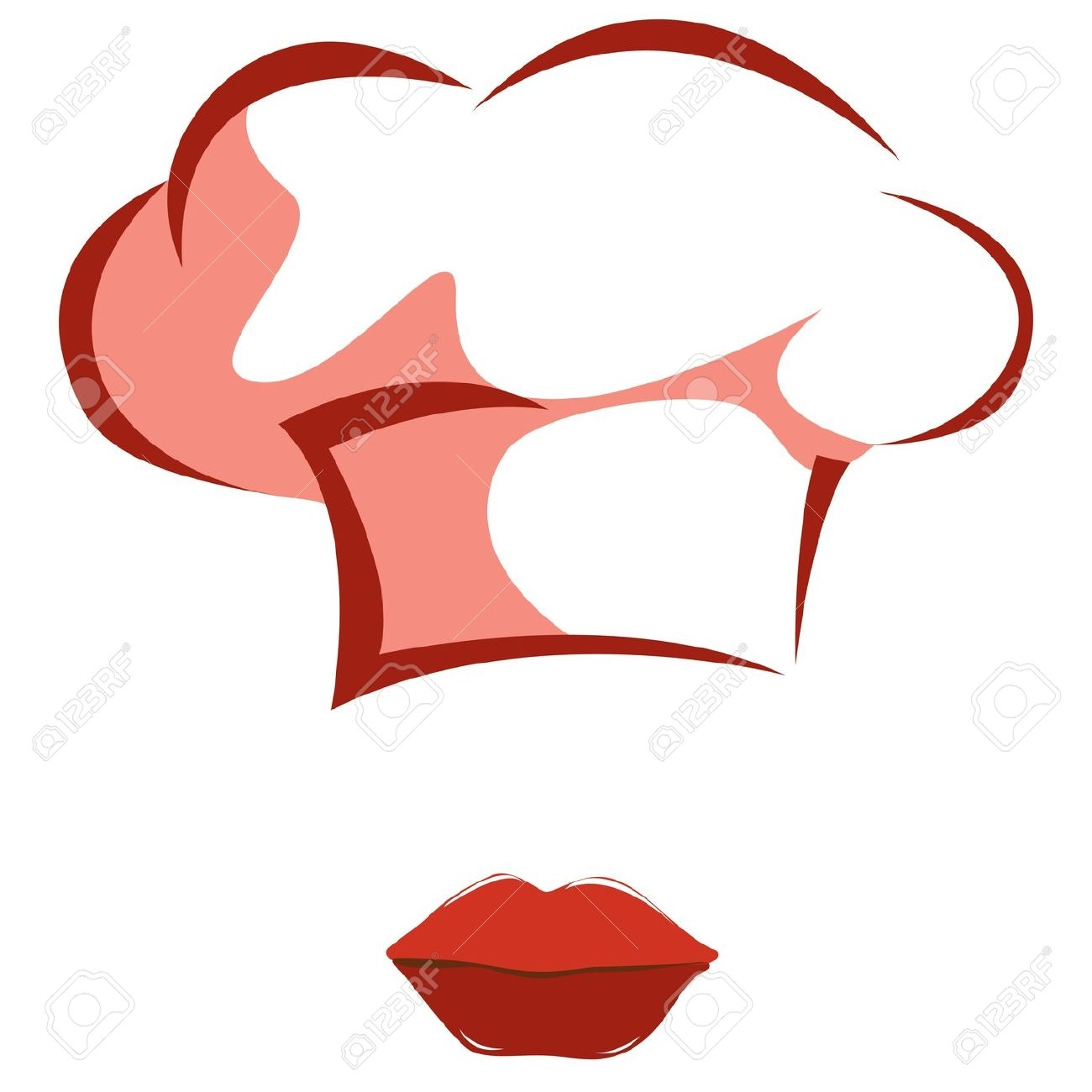 1300x1300 Pastry Clipart Head Chef