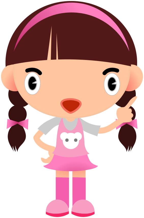 565x858 Girl Clip Art Black And White Free Clipart Images