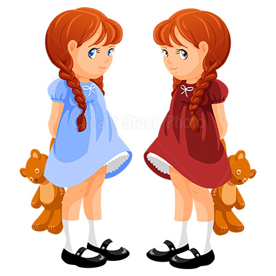 400x400 Cute Girl Clip Art With Clipart Panda