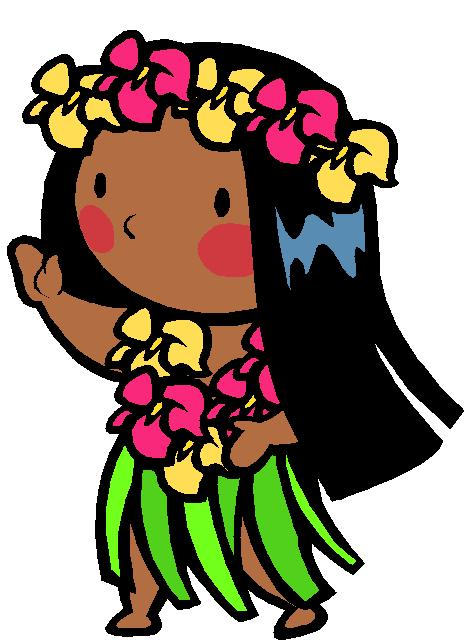 464x640 Hula Girl Clip Art Many Interesting Cliparts