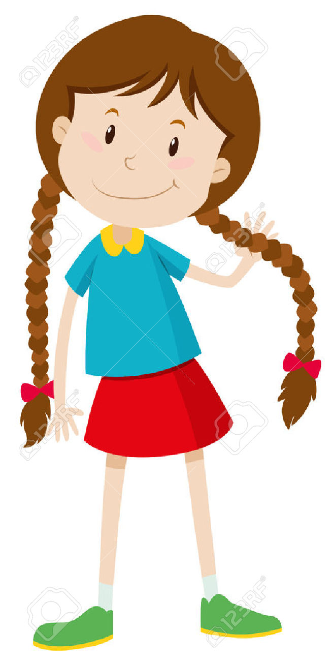 656x1300 Top 94 Little Girl Clip Art