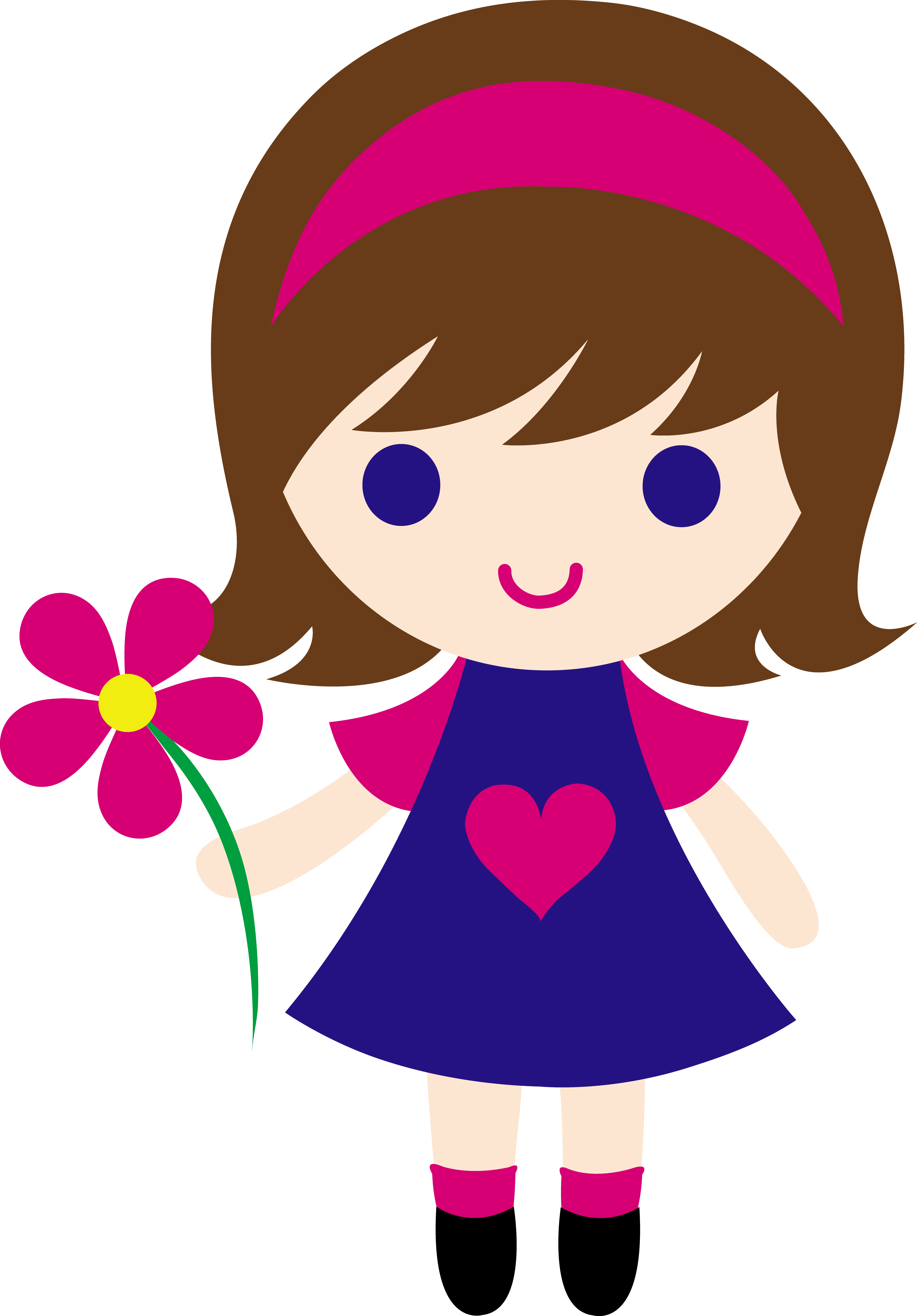 4330x6214 Girl Clipart See More In The Clipart Panda