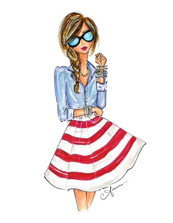 570x734 113 Best Illustration Images Fashion Design