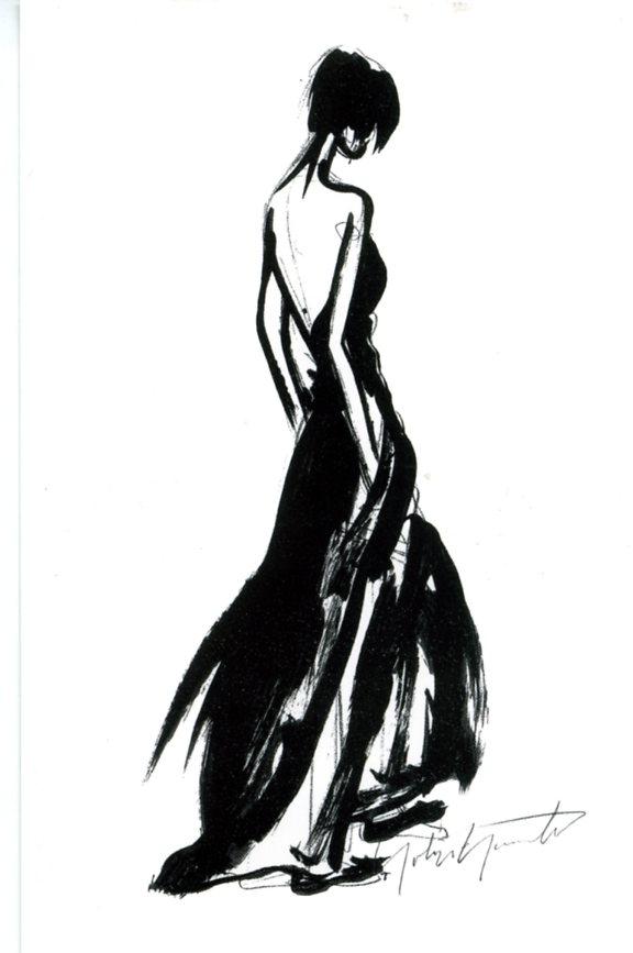 576x867 Fashion Illustration