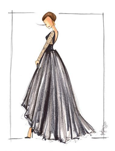 380x498 2622 Best Fashion Illustration
