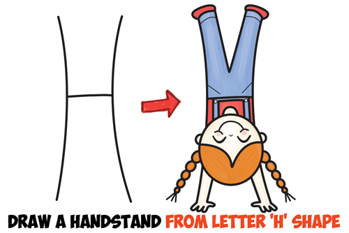 500x334 Cartoon Handstand Archives