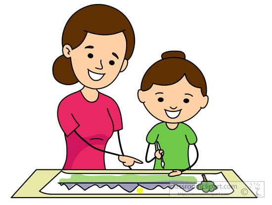 550x414 Clipart Kids Drawing Clipartninja