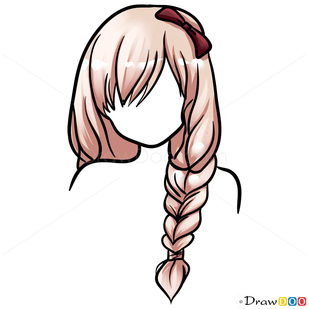 collection of hairstyles clipart   free download best