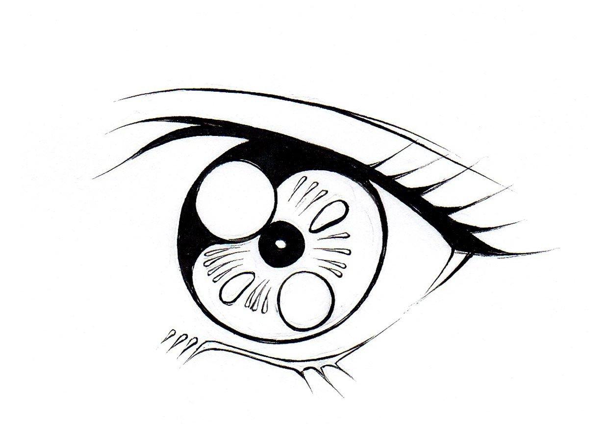 1242x864 How To Draw Female Eyes (Part 1) Manga University Campus Store
