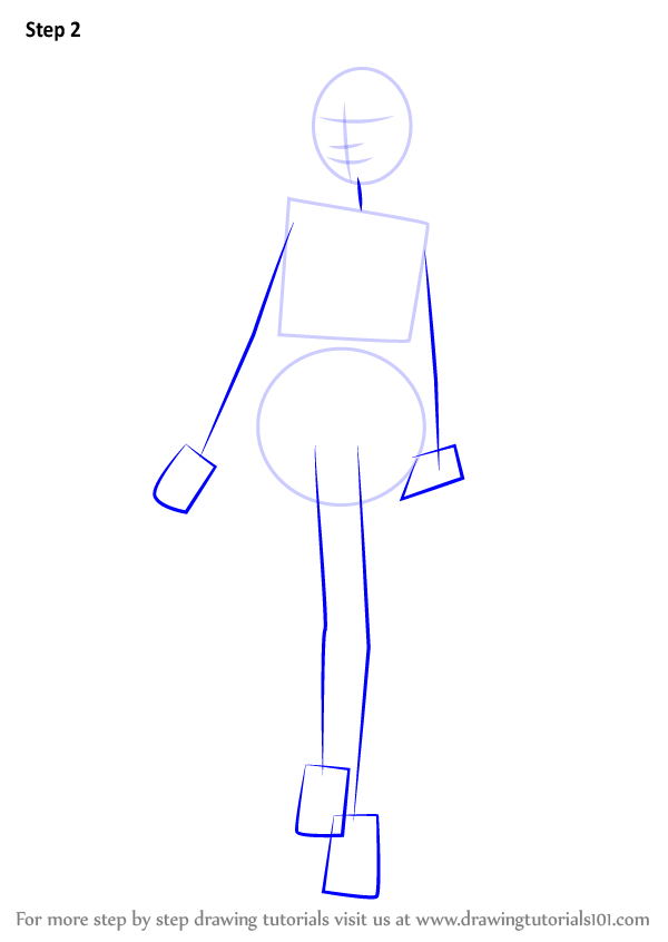 600x846 Learn How To Draw A Beautiful Young Girl (Girls) Step By Step