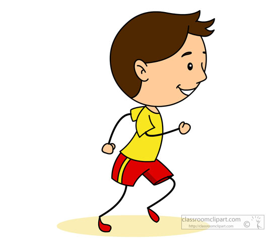 550x481 Fitness And Exercise Clipart Running Jogging On A Track
