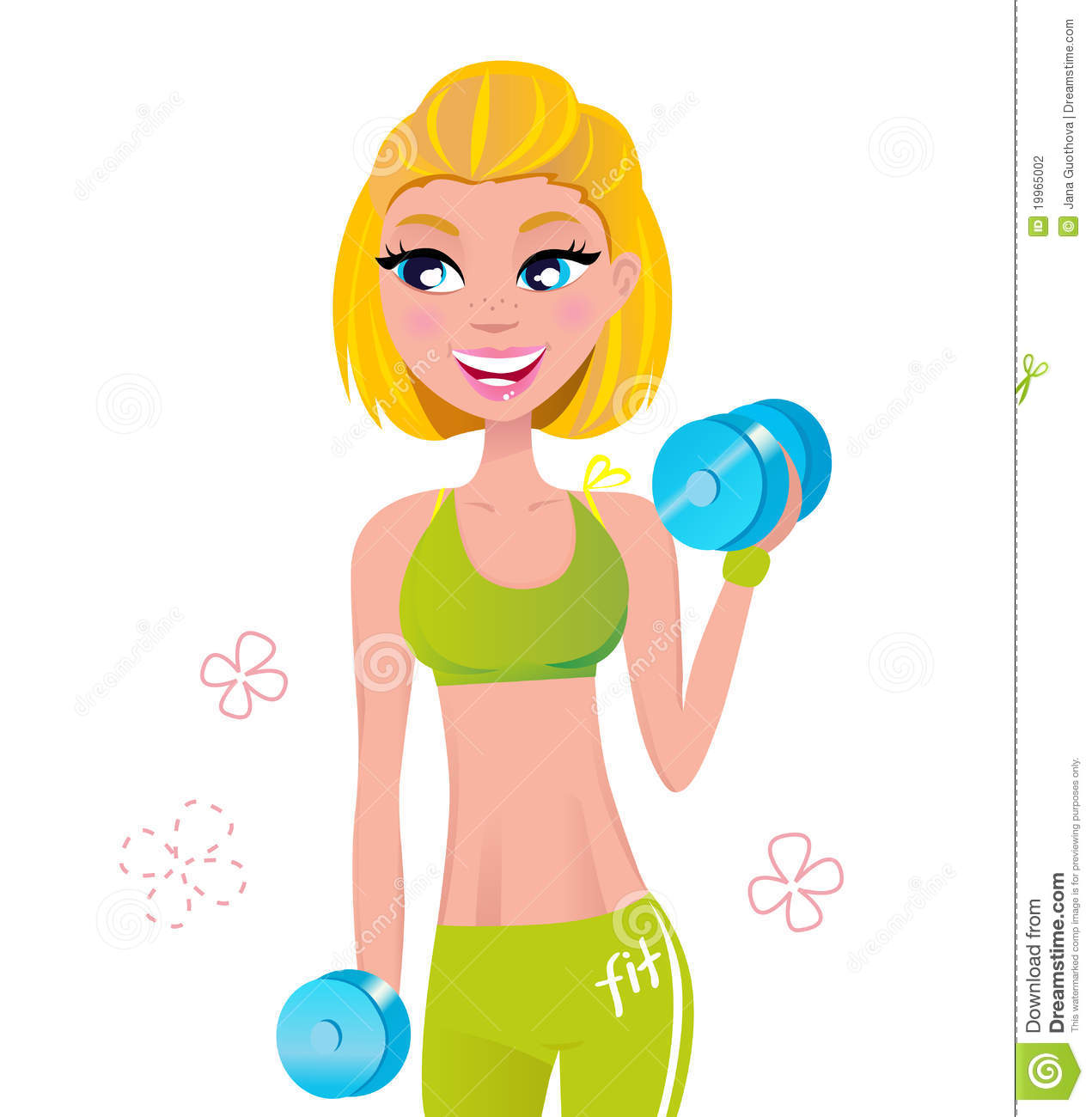 1271x1300 Fitness Girl Clipart