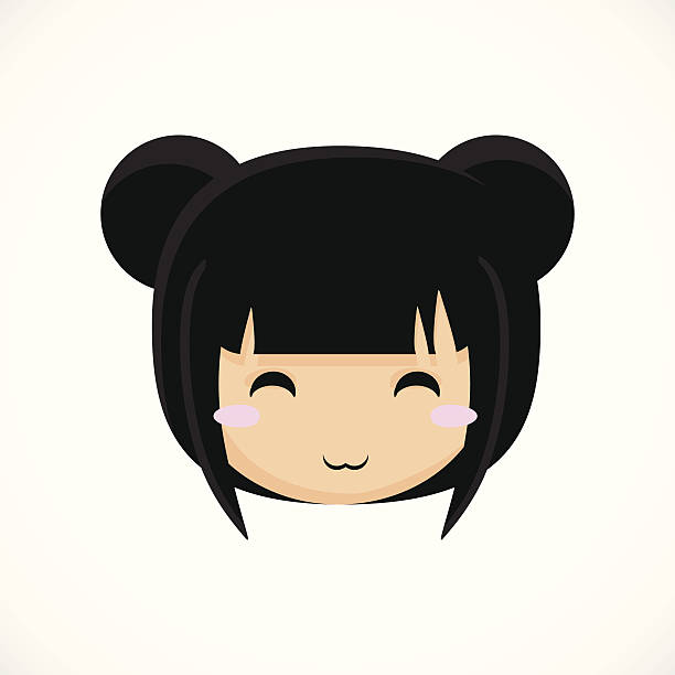 612x612 Asian Clipart Cute