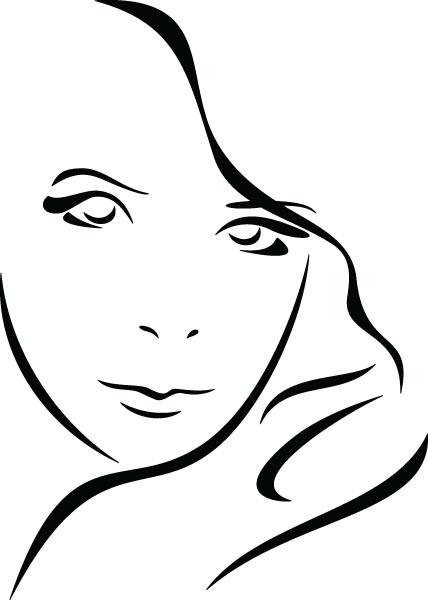 428x600 Model Face Clipart, Explore Pictures