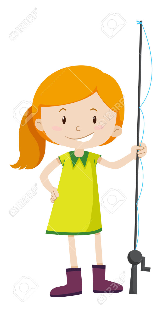 702x1300 Senior Woman Loves Fishing Fishing Pole Clipart, Explore Pictures