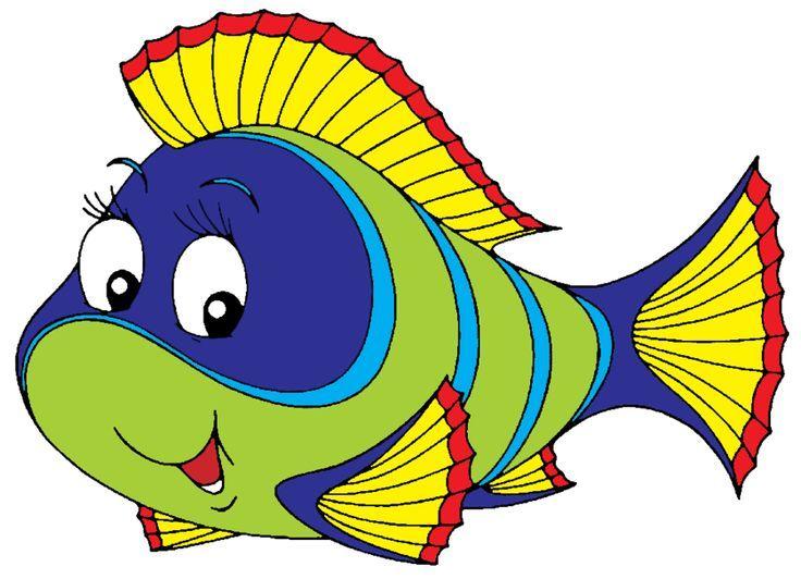 736x532 Best Fish Clipart Ideas Fish Stencil, Fish
