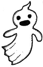 141x218 Ghost Clipart Sad Ghost