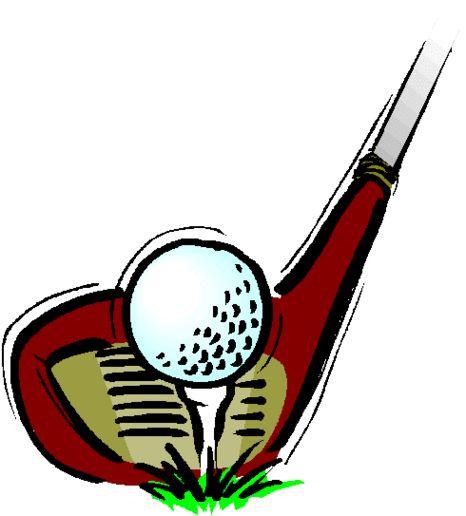 Girl Golf Clipart