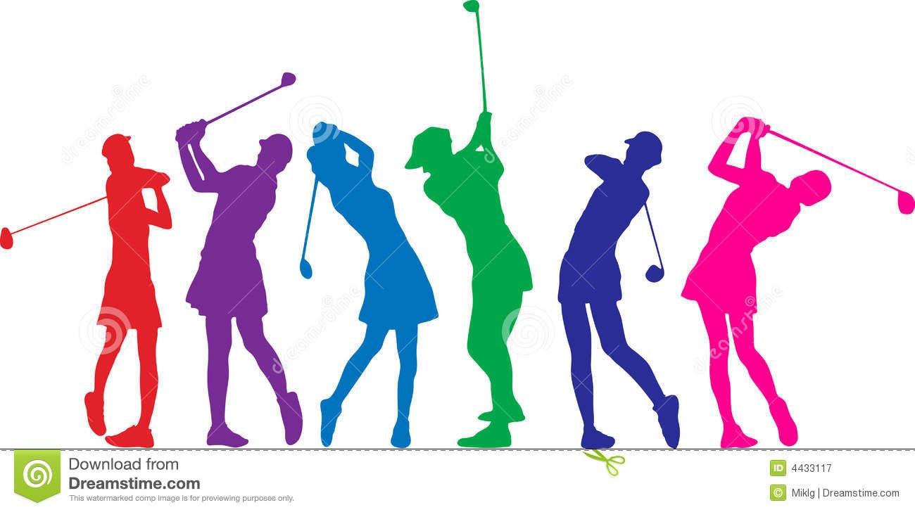 1300x728 Golf Course Clipart Women's Golf