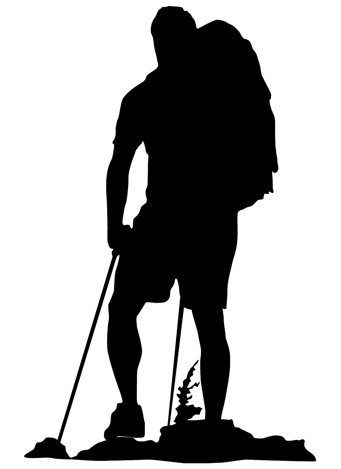 1164x1600 Hiker Pictures Boy Scout Hiking Clip Art Image