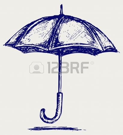 409x450 37,997 Umbrella Background Stock Vector Illustration And Royalty